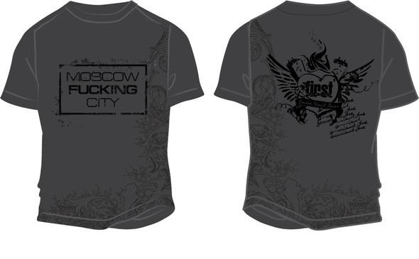 MFCDESIGN – футболки. Изображение № 19.