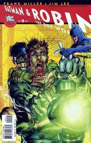 15 лучших комиксов  о Бэтмене. Изображение № 29.