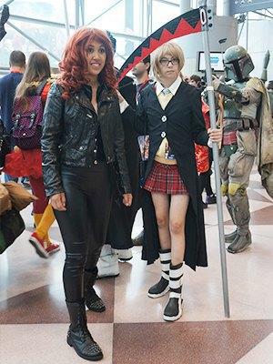 Как прошёл гик-фестиваль NYC Comic-Con  в Нью-Йорке. Изображение № 27.