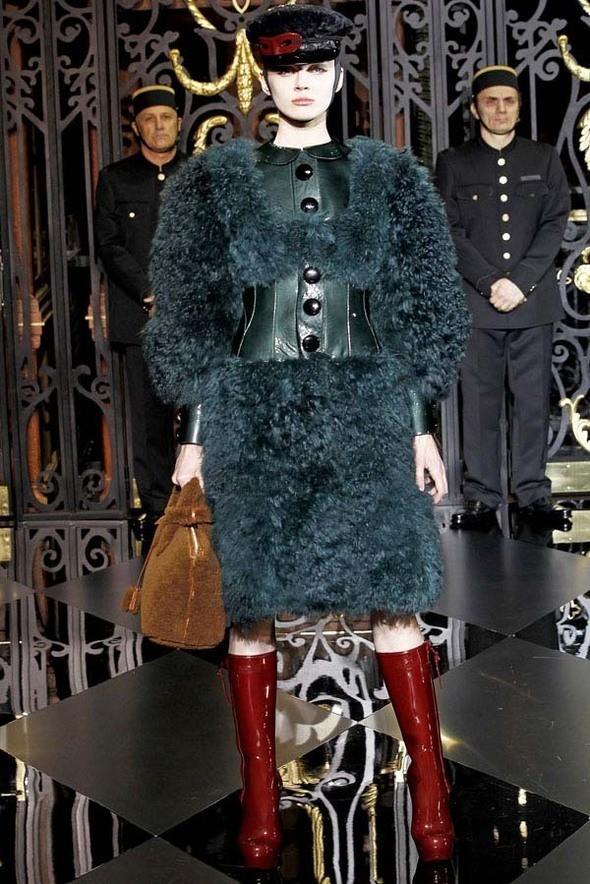 Изображение 36. Louis Vuitton Fall 2011.. Изображение № 36.