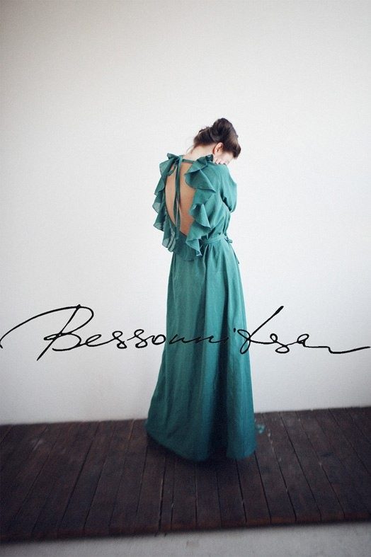 Look-book Bessonnitsa ss12. Изображение № 2.