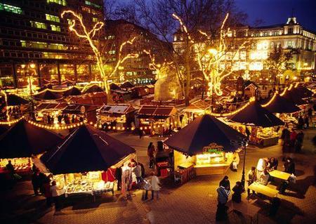 Лучшие рождественские ярмарки Европы. Изображение № 7.