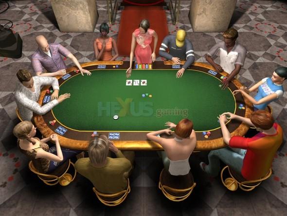 Онлайн-покер завоевывает сердца . Изображение № 2.