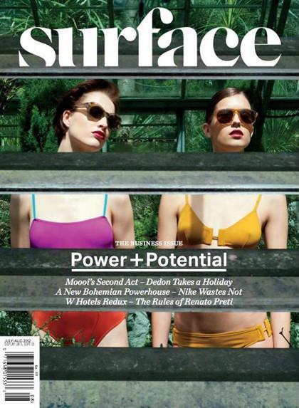 Обложки: Vogue, Harper's Bazaar, WSJ и другие. Изображение № 5.