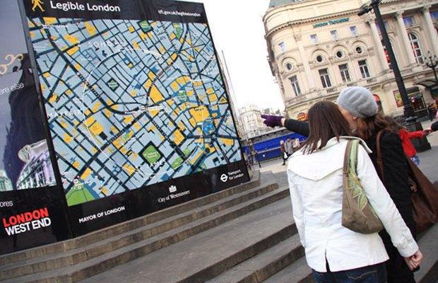 Дизайнеры критикуют новую туристическую навигацию страны. Изображение № 15.