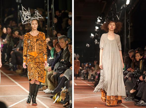Japan Fashion Week AW 2010 - 2011. Изображение № 17.