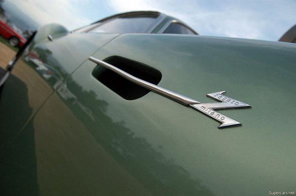 Aston Martin DB4 GTZagato. Изображение № 12.