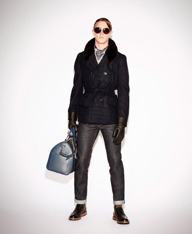 Показаны новые лукбуки Gucci, Louis Vuitton и Prada. Изображение № 29.