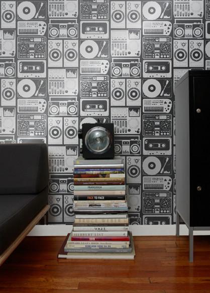 Сколько стоит нарядить стены в нарядные обои?. Изображение № 41.