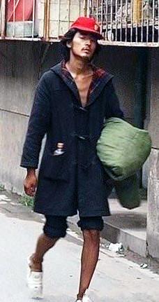 У богатых свои причуды или Homeless look. Изображение № 21.