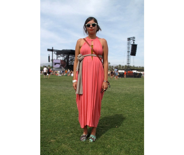 Стрит-стайл на фестивале Coachella. Изображение № 8.