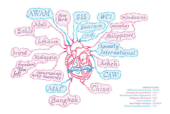 Прямиком из Малайзии: творчество Rebecca Chew. Изображение № 25.