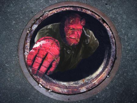 Искусство канализационного барельефа. Изображение № 25.