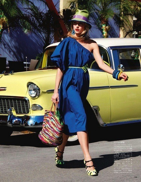 Изображение 3. Съемки: AnOther, L'Officiel, Vogue и другие.. Изображение № 43.