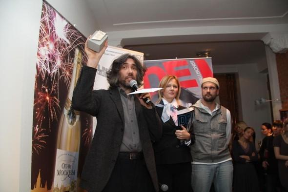 В Москве прошел V Международный фестиваль актуальной анимации и медиа-искусства LINOLEUM. Изображение № 13.