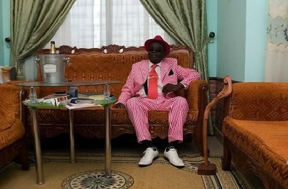 Изображение 9. Щеголи из республики Конго.. Изображение № 5.