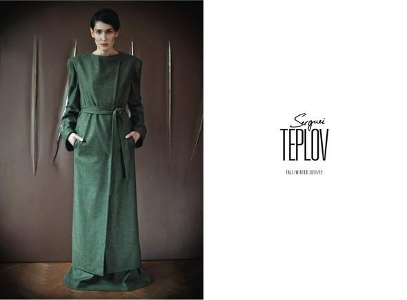Изображение 6. Serguei Teplov FW 2011/12 look book.. Изображение № 6.