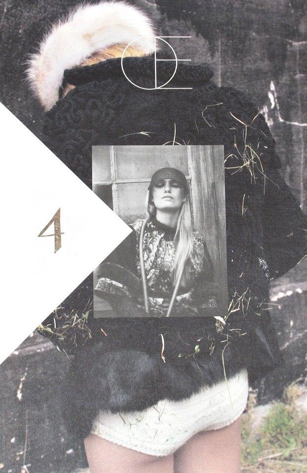 Interview, OE и Vogue показали новые обложки. Изображение № 4.