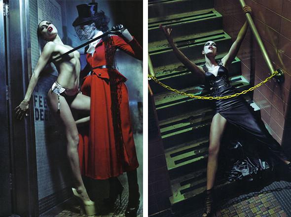 Прямая речь: модель, актриса и художник Рие Расмуссен (часть вторая). Изображение № 12.