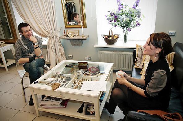 """Проект """"Модное интервью"""": Стас Лопаткин. ЧАСТЬ 2. Изображение № 3."""
