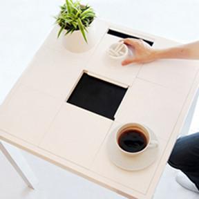 Болтливый COFFEE TABLE. Изображение № 3.