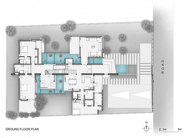 Красивые дома: Дом Павильоны в Бангалоре. Изображение № 18.