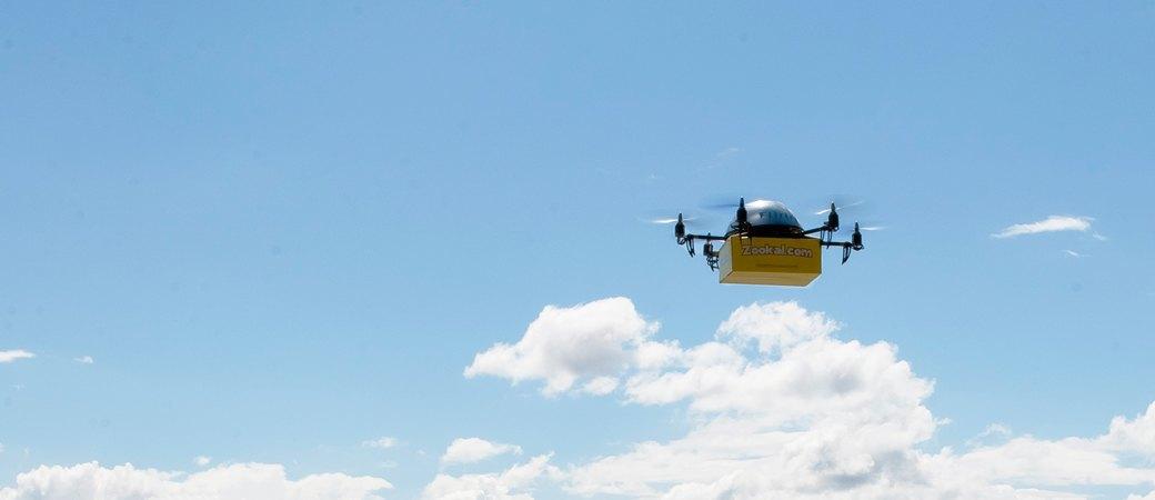 2013 — год дронов: 10 беспилотников, меняющих мир . Изображение № 2.
