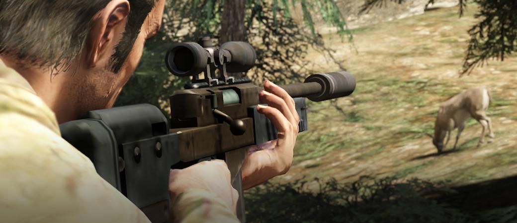 Все развлечения  Grand Theft Auto V . Изображение № 4.
