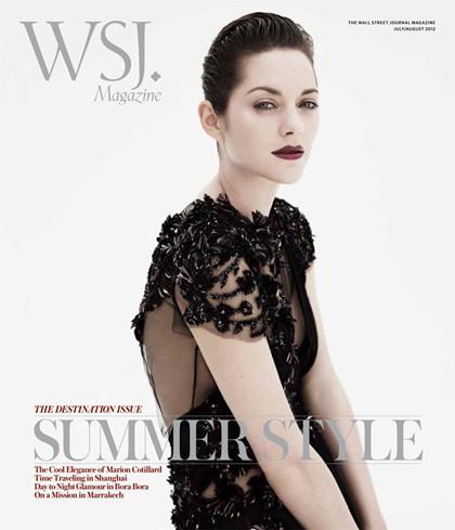 Обложки: Vogue, Harper's Bazaar, WSJ и другие. Изображение № 4.