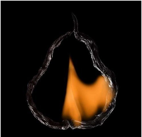 Картины из горящих спичек. Изображение № 26.