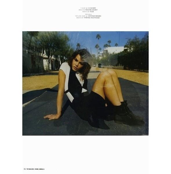 Изображение 13. Съемки: 10, Elle и Vogue.. Изображение № 14.