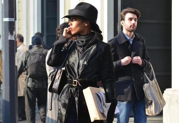 Головные уборы гостей Spring 2012 Couture. Изображение № 15.