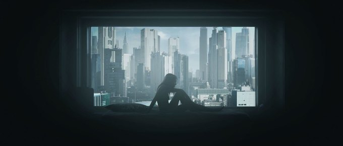 CG-художники создали фоторемейк опенинга «Призрака в доспехах». Изображение № 36.