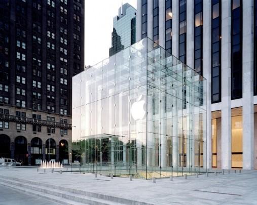 Apple на5-ой Авеню. Изображение № 4.