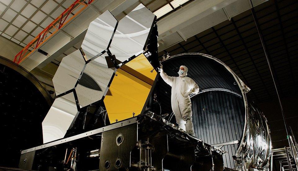 Как один телескоп поможет людям переосмыслить мир. Изображение № 6.