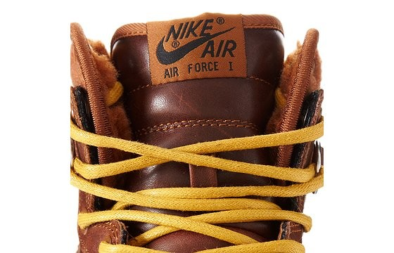 Nike Air Force 1 Duck Boot союз двух легенд. Изображение № 26.