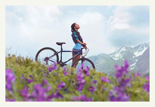 VELOVE. Любовь, Девушки, Велосипеды.. Изображение № 4.
