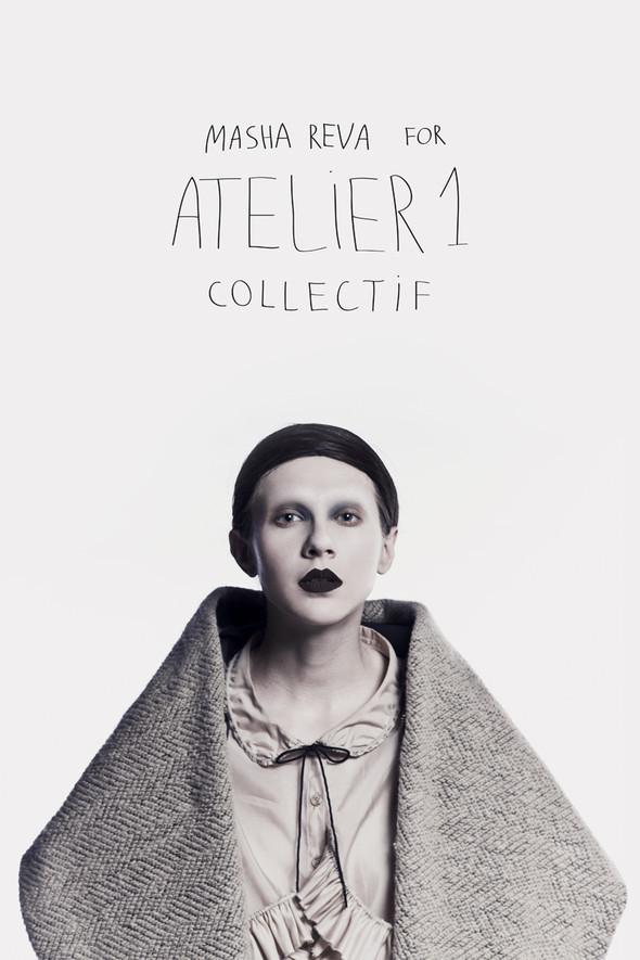 Masha Reva for Atelier 1 Collectif. Изображение № 1.