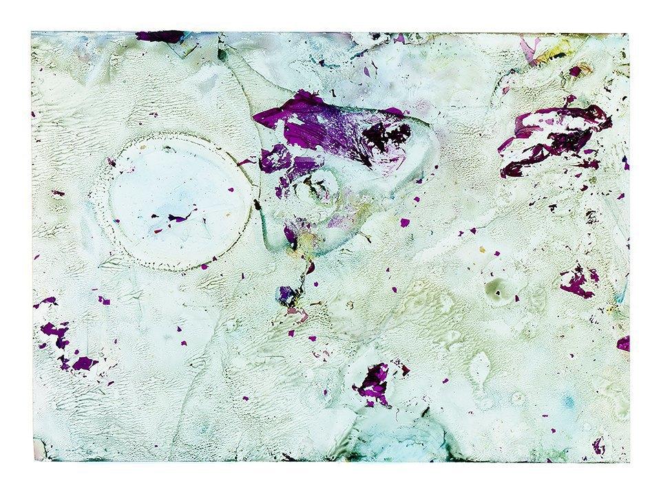 Космические пейзажи, созданные бактериями . Изображение № 11.