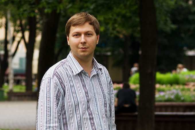 Генеральный директор Mail.Ru Group Дмитрий Гришин. Изображение № 1.