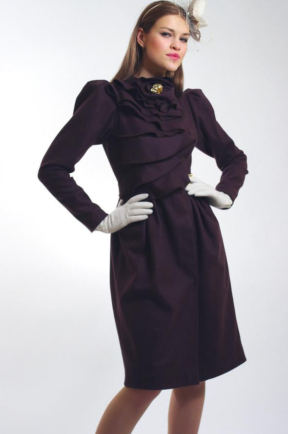 Изображение 5. Пальто от Diana Pavlovskaya: женственная весна!.. Изображение № 6.