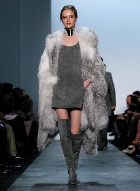 Изображение 21. Неделя Моды в Нью-Йорке. New York Fashion Week.. Изображение № 18.