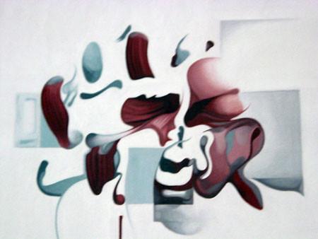Точка, точка, запятая: 10 современных абстракционистов. Изображение № 84.