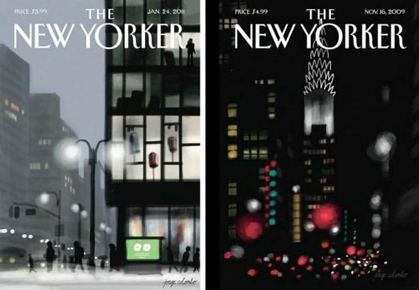 10 иллюстраторов журнала New Yorker. Изображение №73.