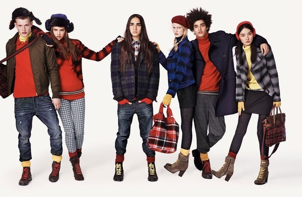 United Colors of Benetton FW 2010. Изображение № 7.