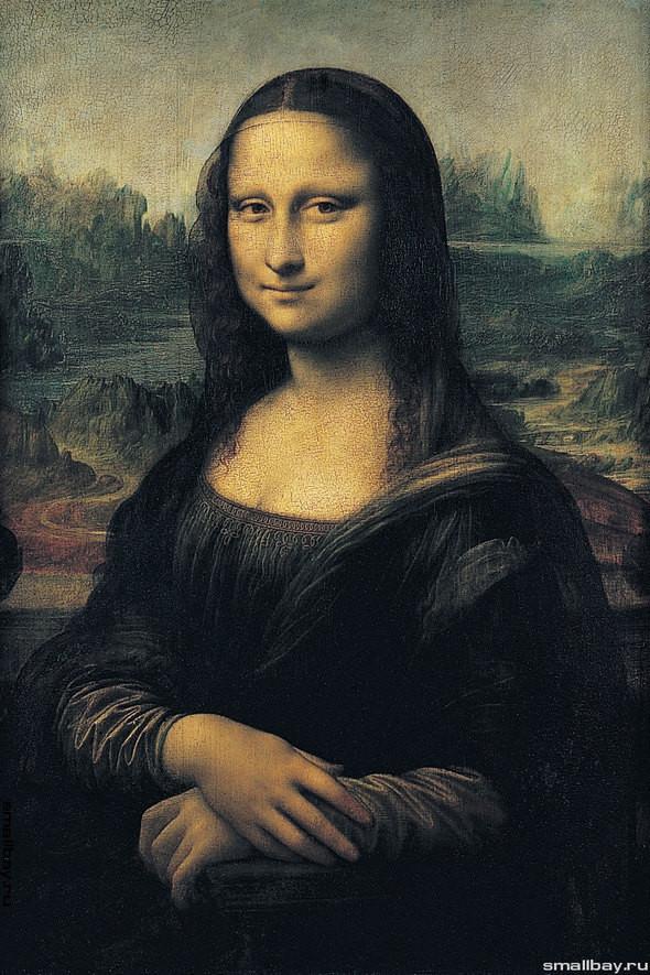Изображение 4. Ренессанс: Живопись художников.. Изображение № 9.