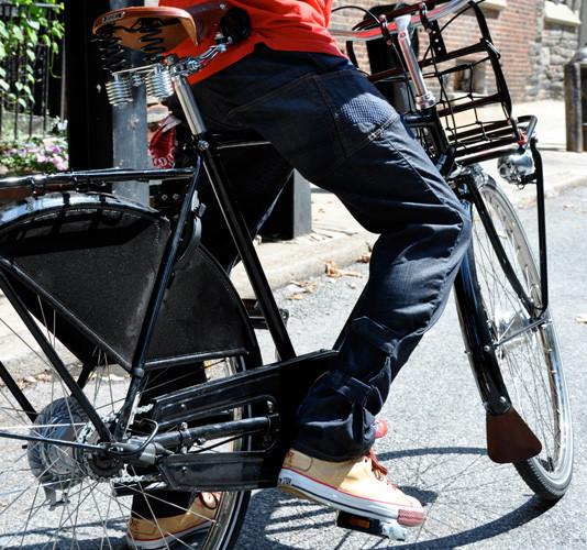 Osloh Bicycle Jeans. Изображение № 7.
