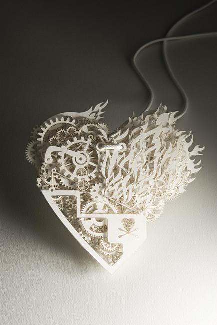 Часовой механизм сердца. Изображение № 7.