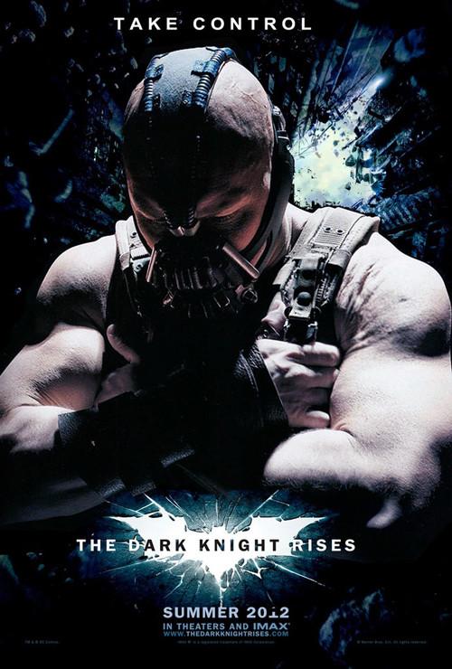 Фан-постеры «Темного рыцаря: Возрождение Легенды». Изображение № 11.