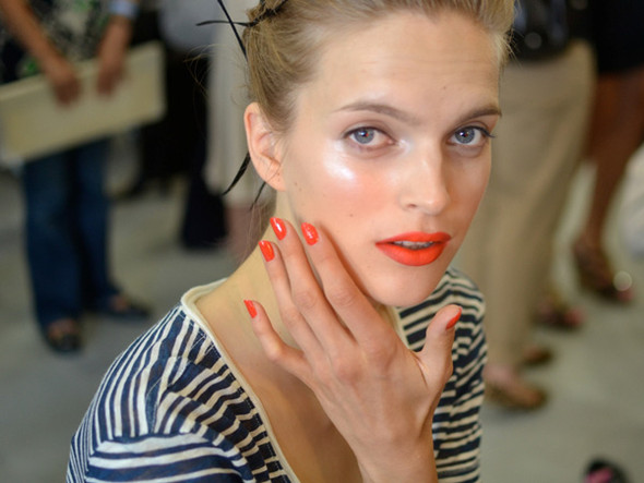 Fashion week: The nails for spring 2012. Изображение № 23.